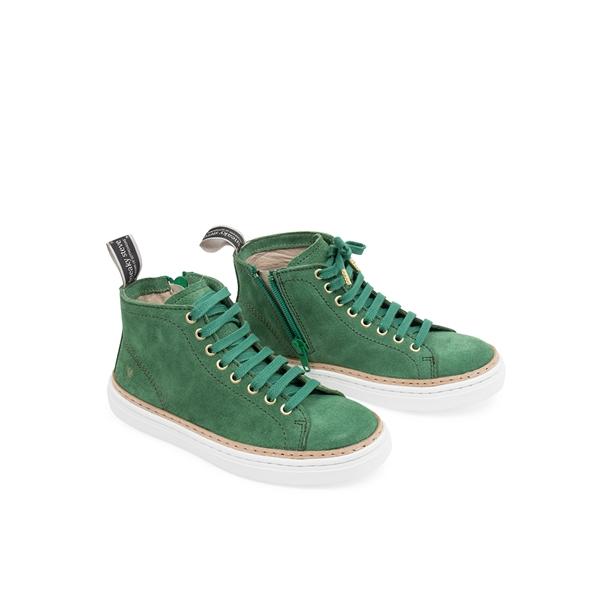 Style: Silvermine High Kids Green 30-35