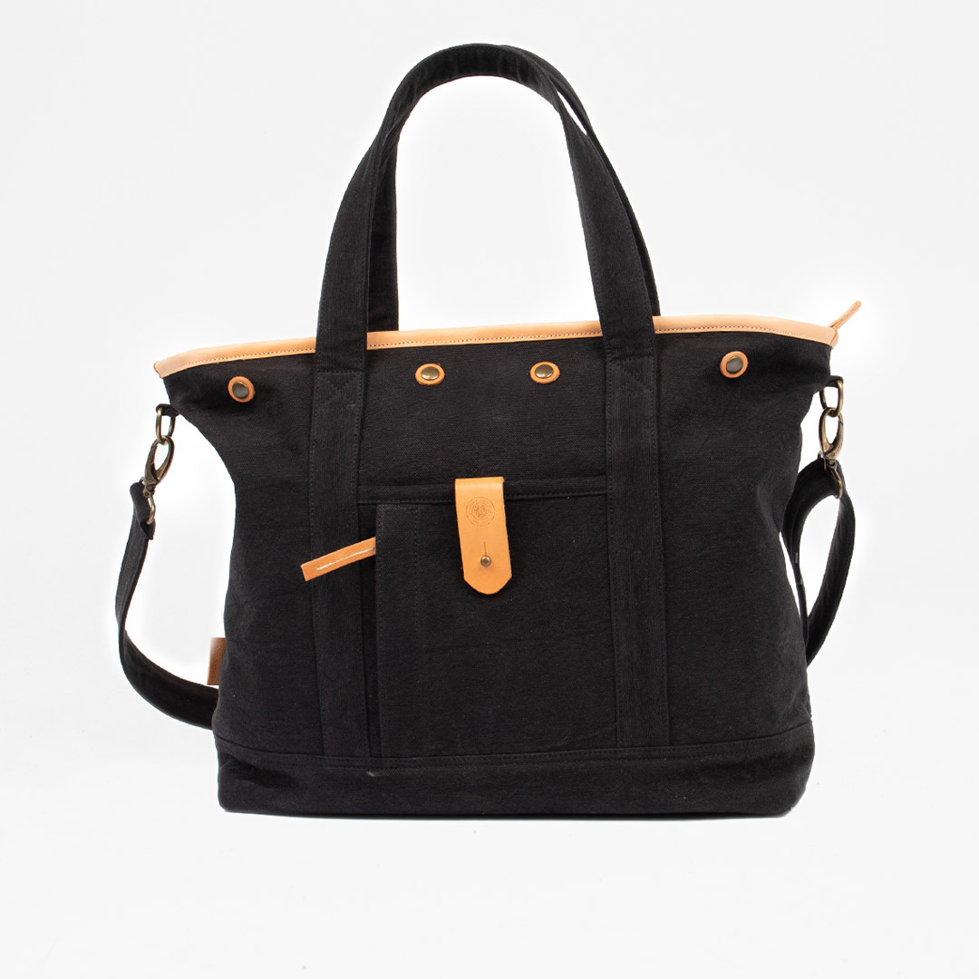 Cheyne Tote Bag Black