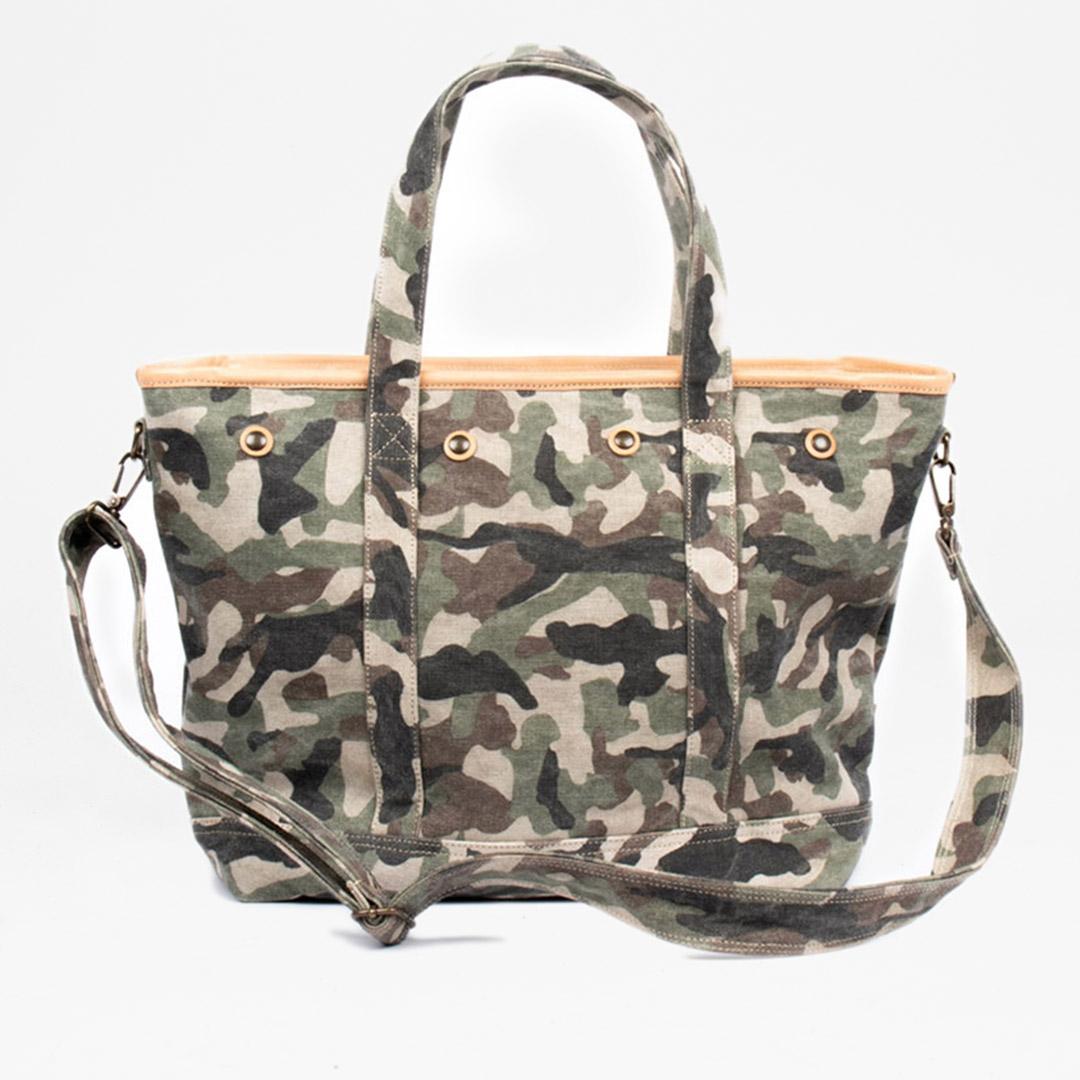 Cheyne Tote Bag Camo