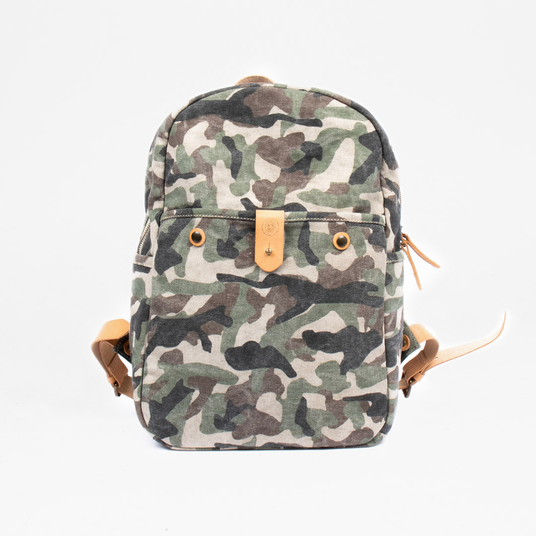 Finn Backpack Camo