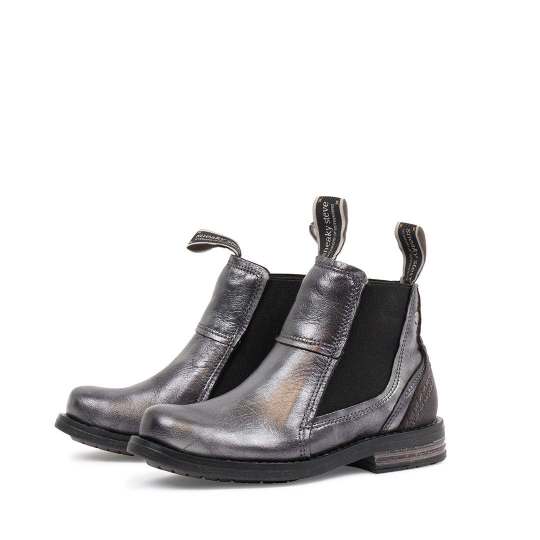 Style: Lance Kids Silver | Size 24-29