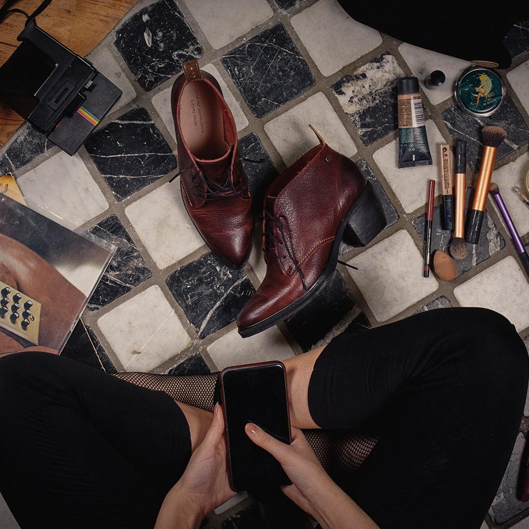 Load-heels-boots-leather-bordeaux-image-1