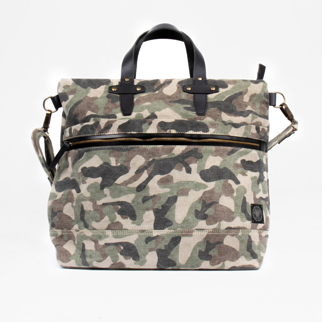 Paris Weekend Bag Camo