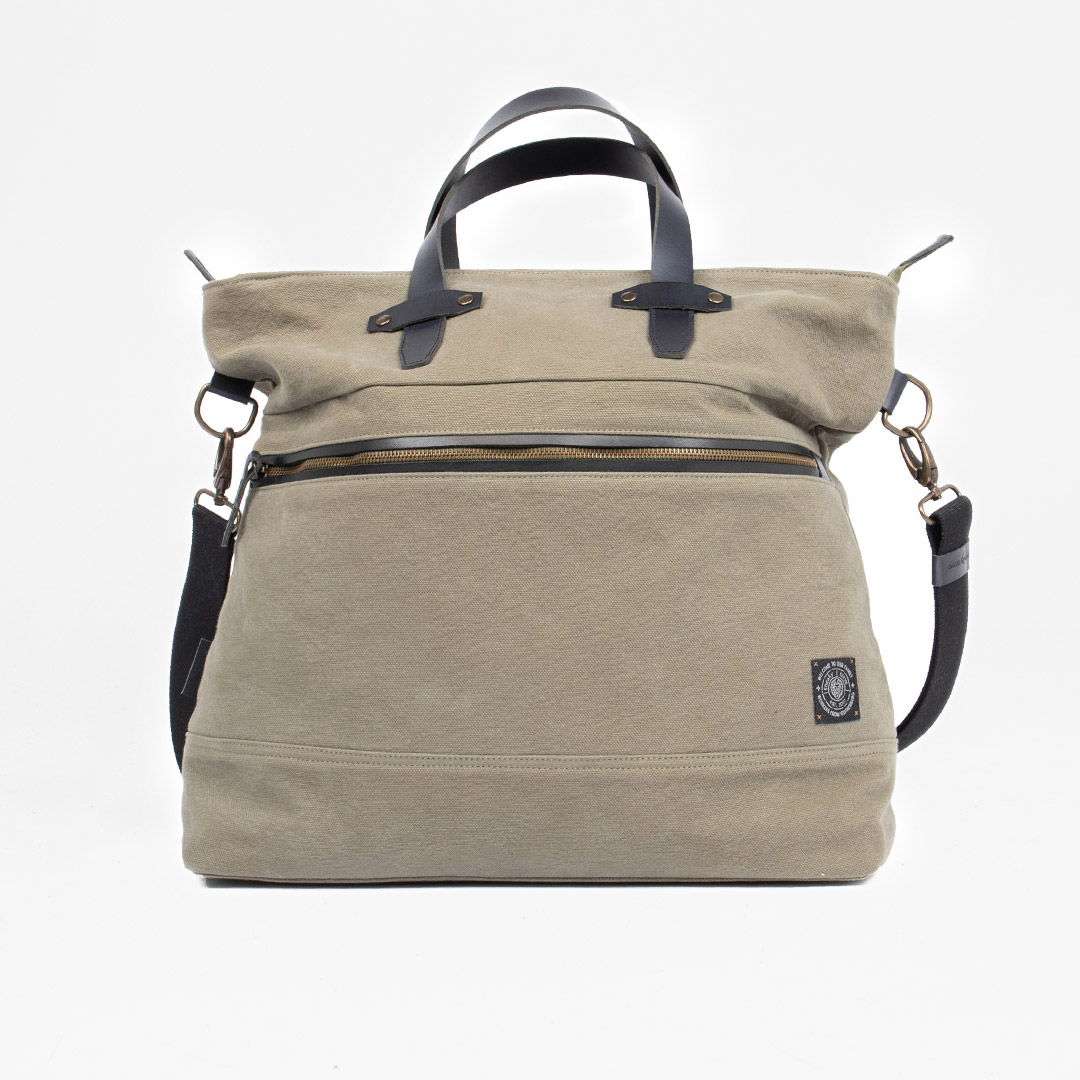 Paris Weekend Bag Khaki