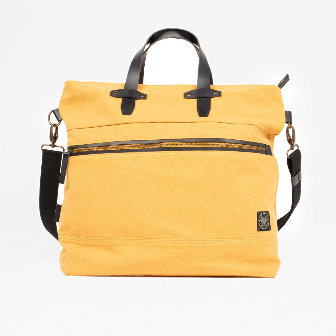 Paris Weekend Bag Ochre