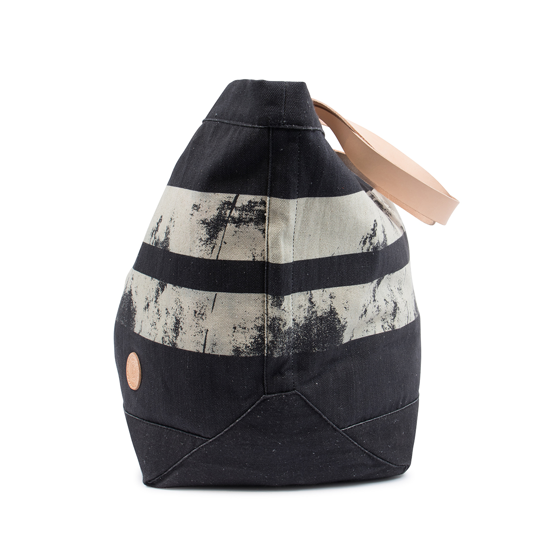 Caden Beach Bag Black