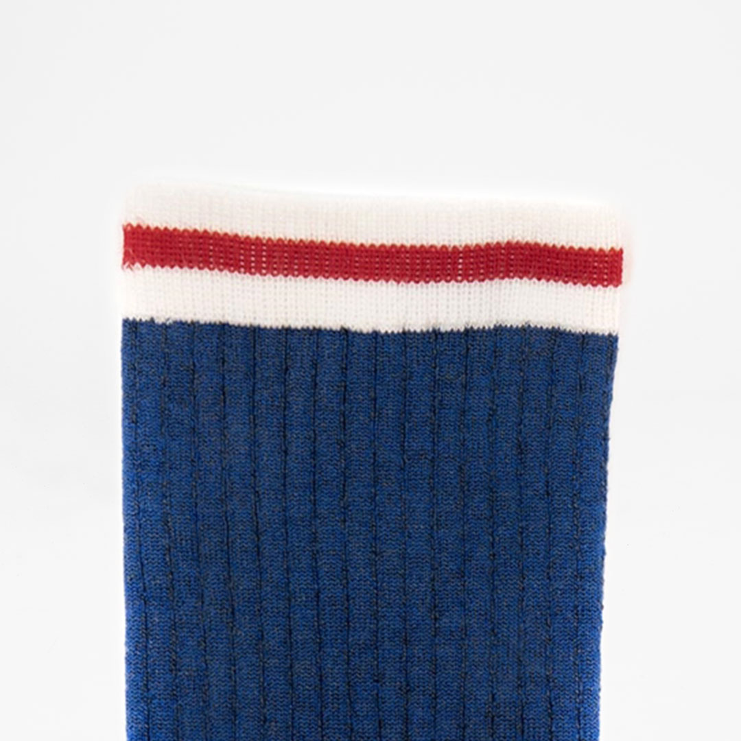 Red Stripe Blue
