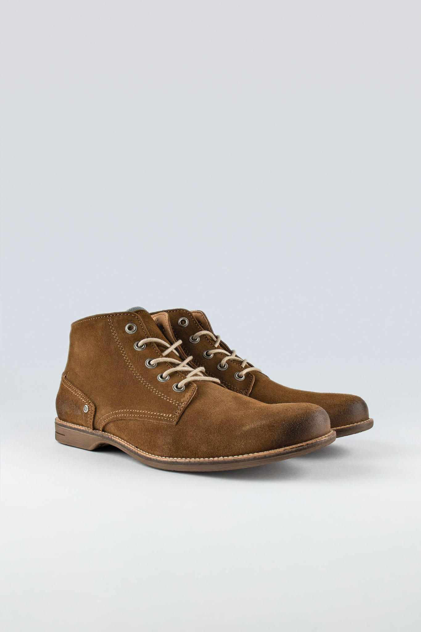 Crasher Suede Tobacco