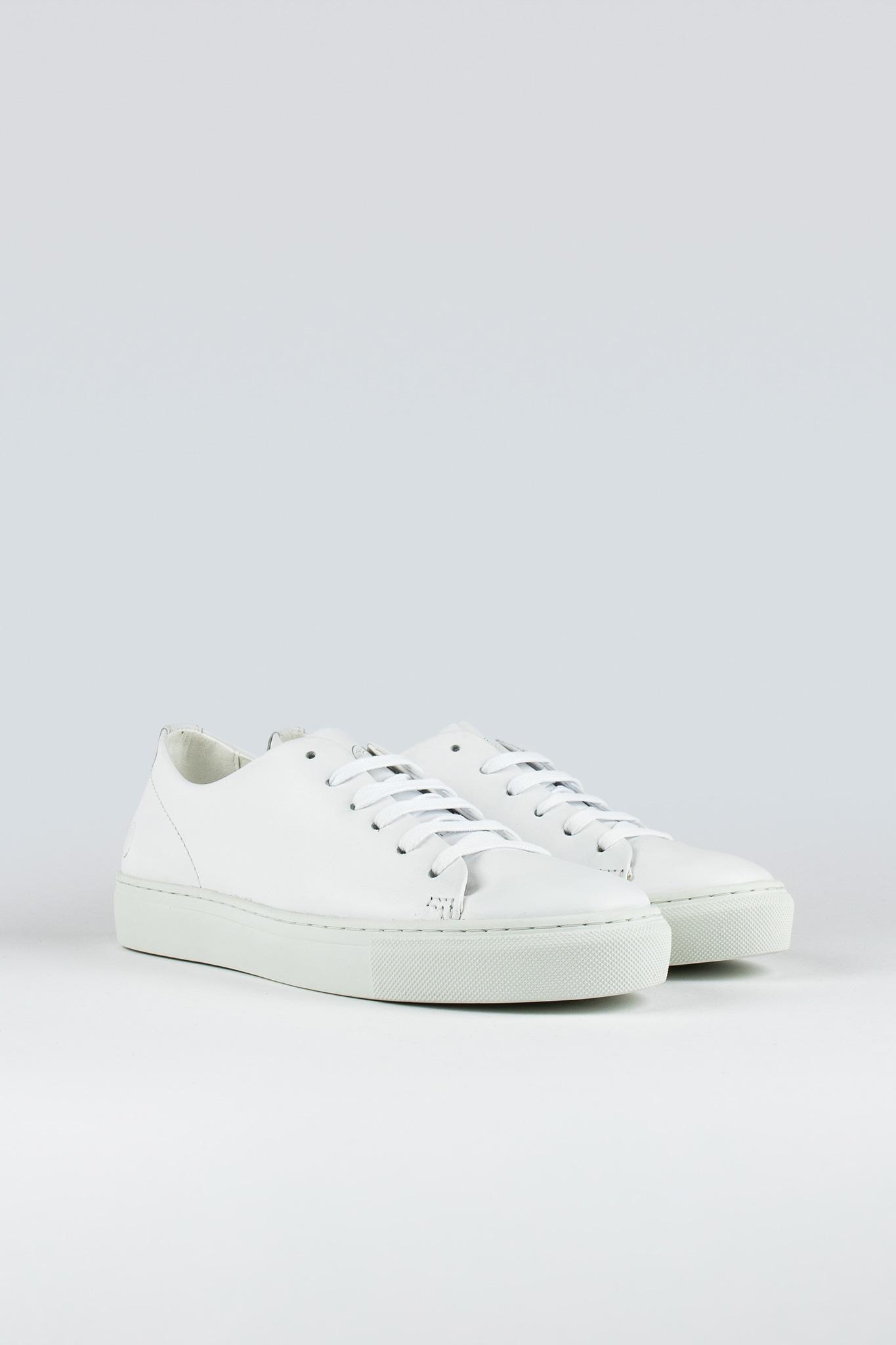 Jervis Low II W White