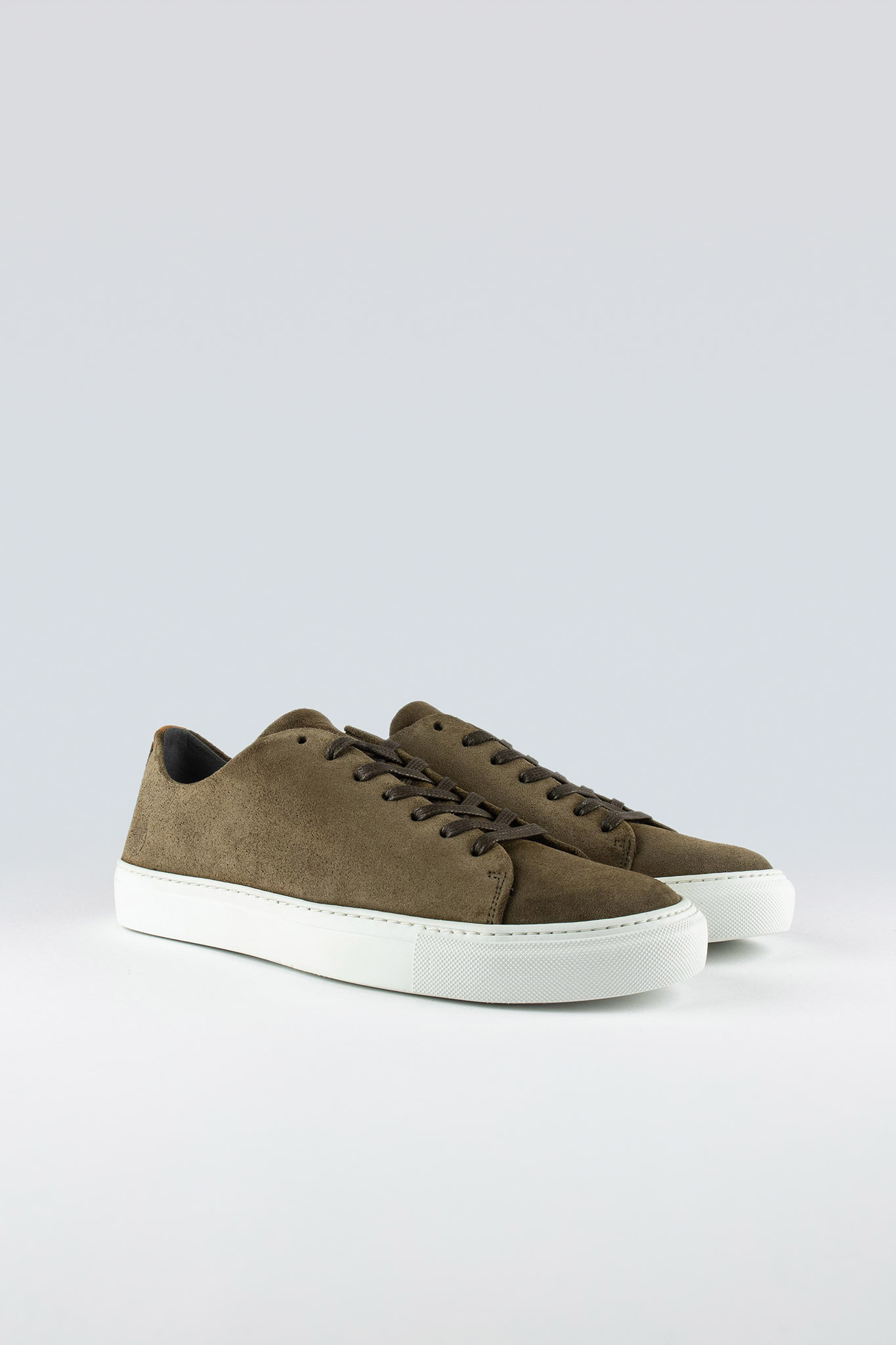 Less Suede Kaki