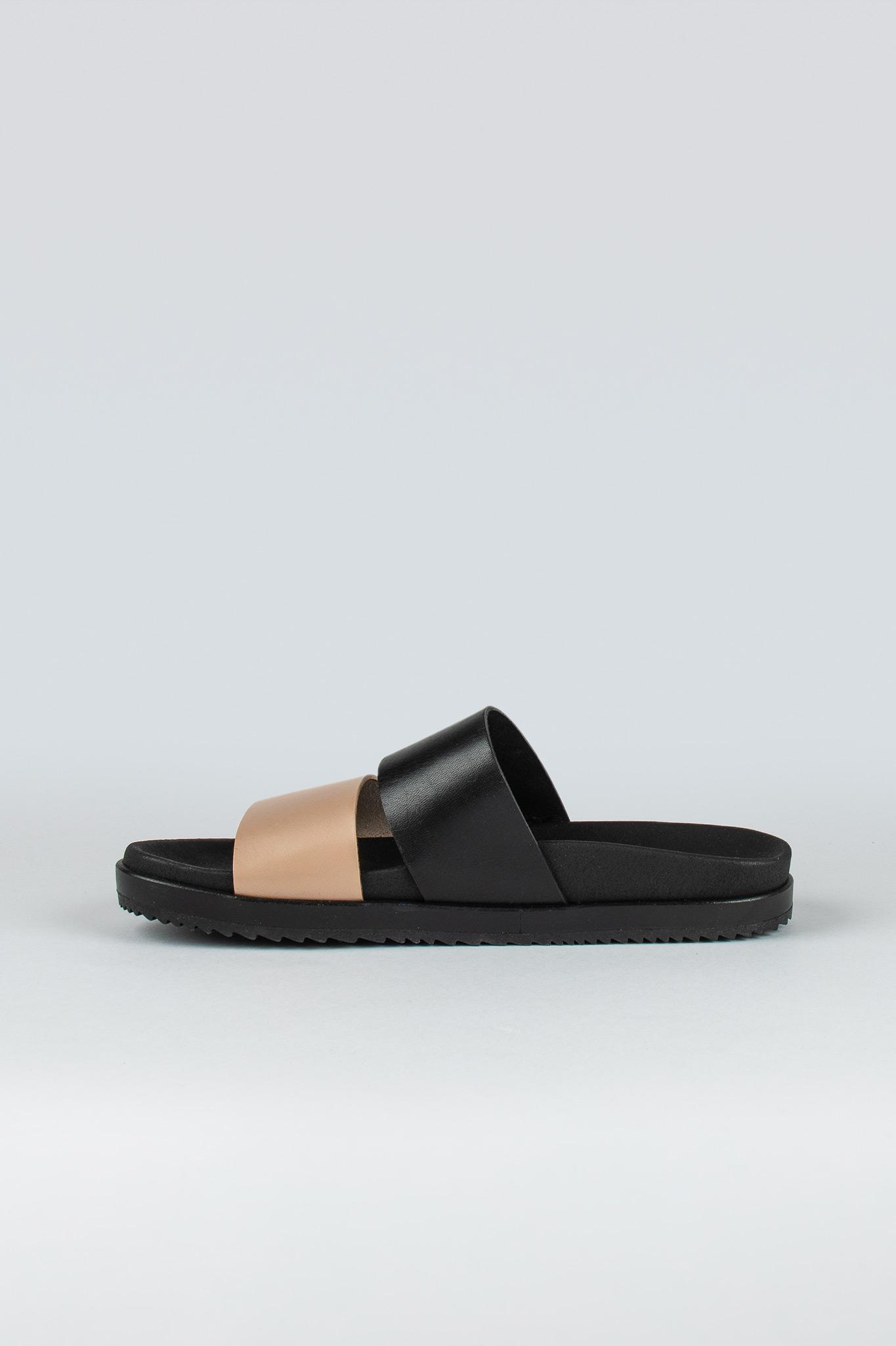 Strap W Black/Nude
