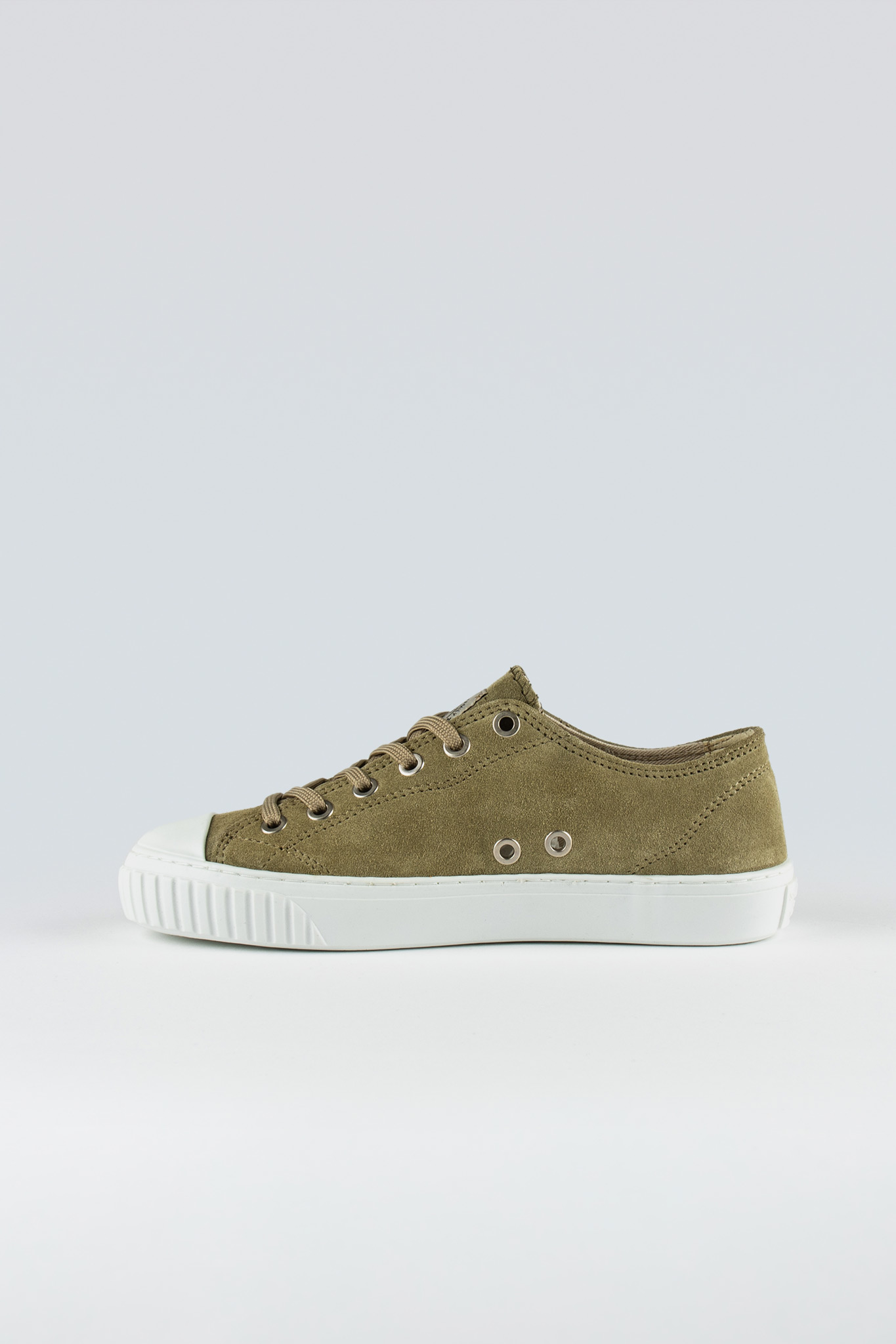 Swing Low W Olive Suede