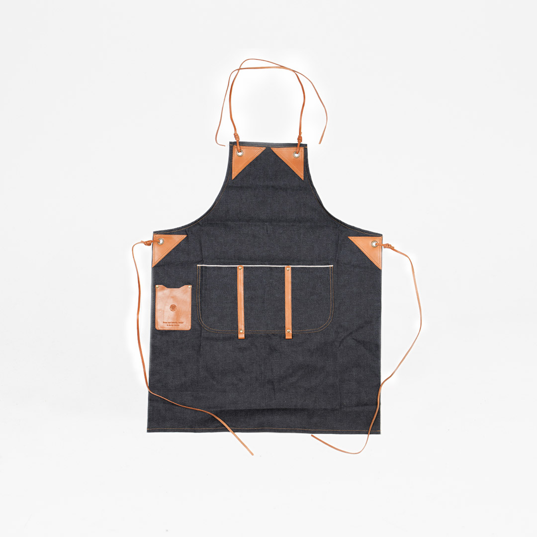 Worker Apron Denim