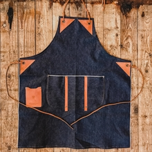 Style: Worker Apron Denim