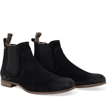 Style: Cumberland Black Suede