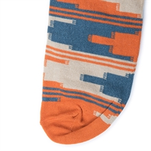 Socks-AW17-Big-Inka-orange-cotton.2