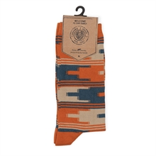 Socks-AW17-Big-Inka-orange-cotton.3