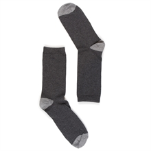 Socks-AW17-Contrast-charcoal-cotton.1