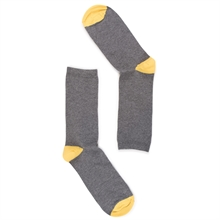 Socks-AW17-Contrast-grey-cotton.1