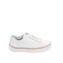 Style: Silvermine Low Kids white 24-29
