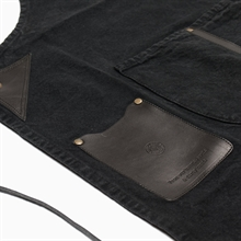 Style: Worker Apron Black