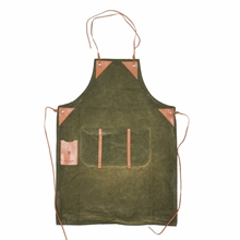Style: Worker Apron Green